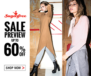 Winter Sales up to 60%!